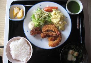 食事は「手作り」01