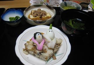 食事は「手作り」02