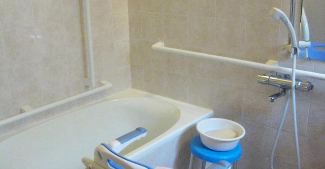 入浴は、「おひとりさま浴」