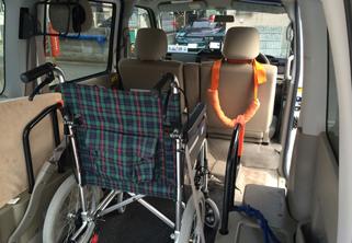 介護・福祉移送 介護タクシーすず3