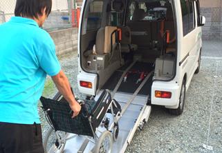 介護・福祉移送 介護タクシーすず07